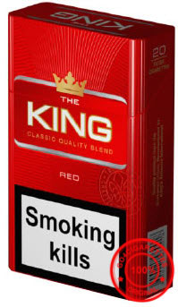 king-classic-red